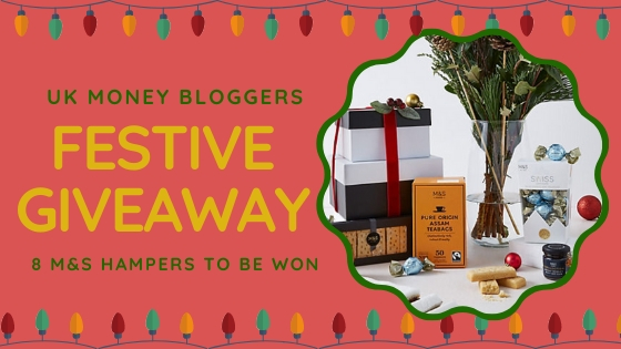 Win a hamper in the Money Bloggers Festive Giveaway