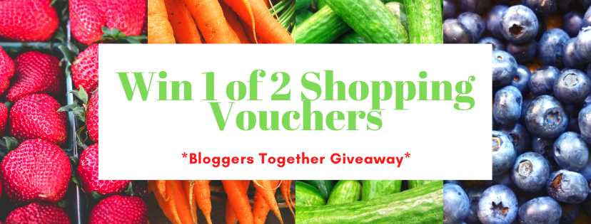 Win a shopping voucher