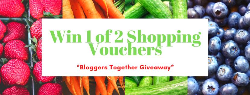Win a shopping voucher