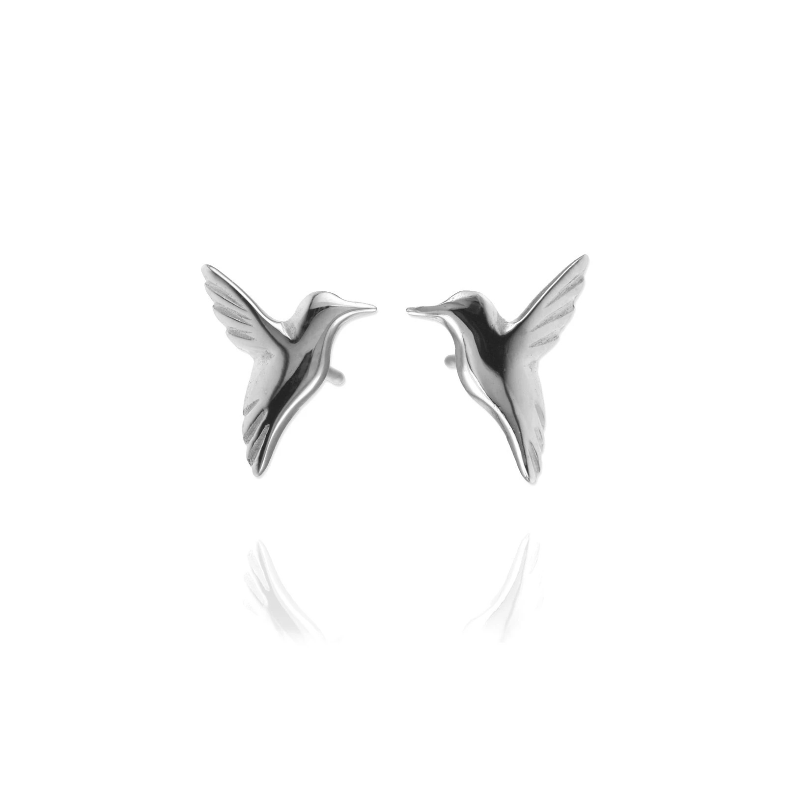 Win a pair of handmade silver hummingbird earrings, worth £69