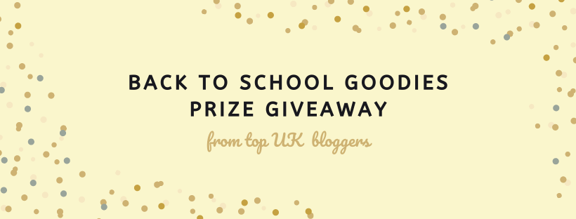 Win a back to school bundle