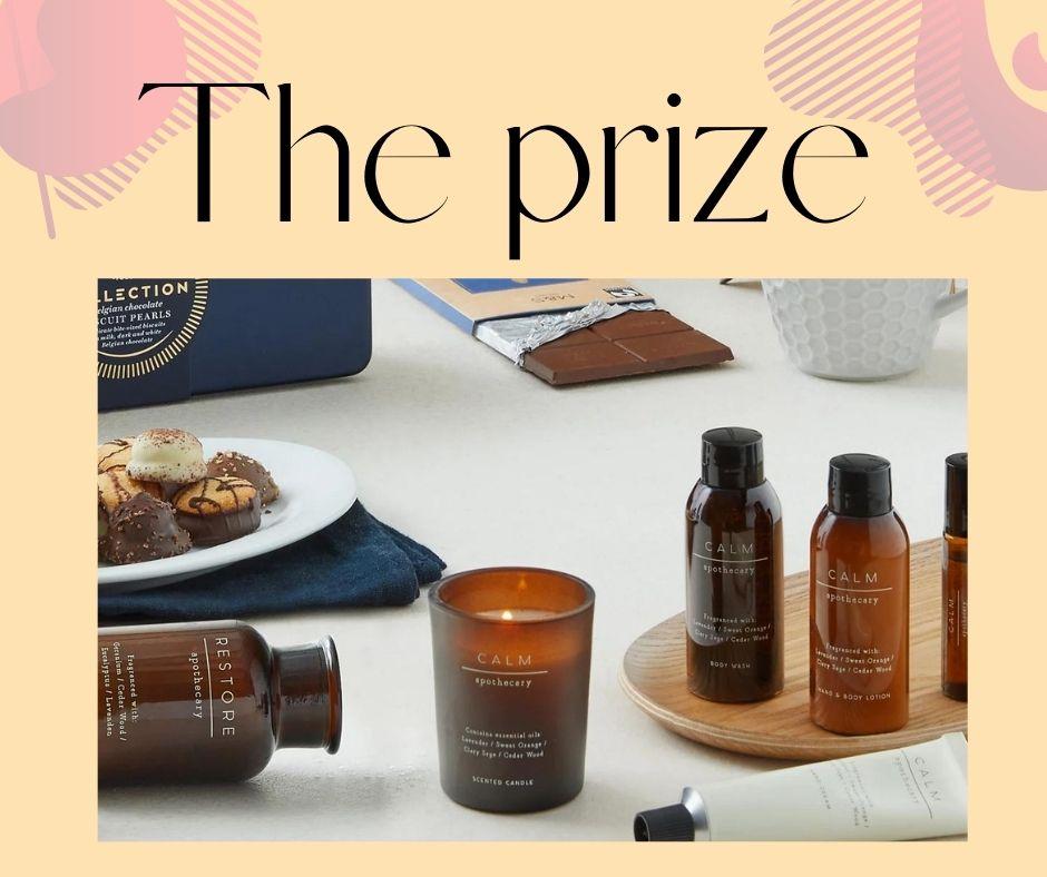 Win A Cosy Night In Gift Box worth £50